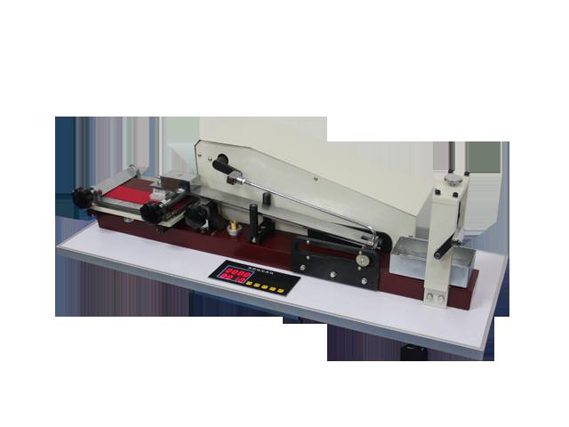 Y571-II型多功能色牢度摩擦仪(干湿摩擦法)