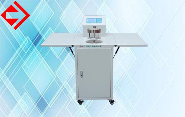 YG461E数字式千赢电子游戏平台透气量仪(千赢电子游戏平台透气性测试仪)