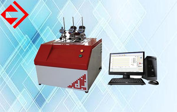 GWK微机控制热变形维卡软化点温度测试仪(维卡软化点测试仪)