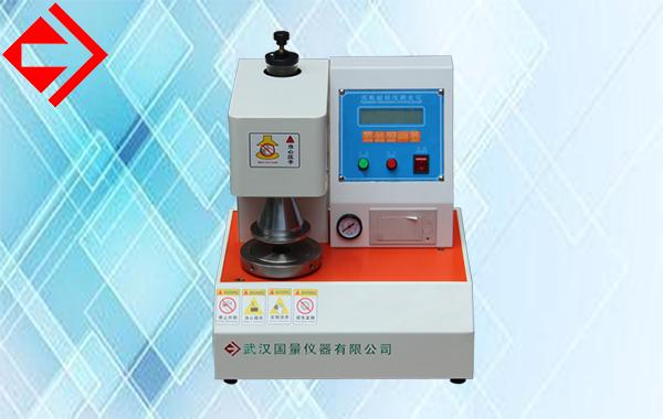 YG330E全自动纸板耐破度测定仪(纸板耐破度仪)