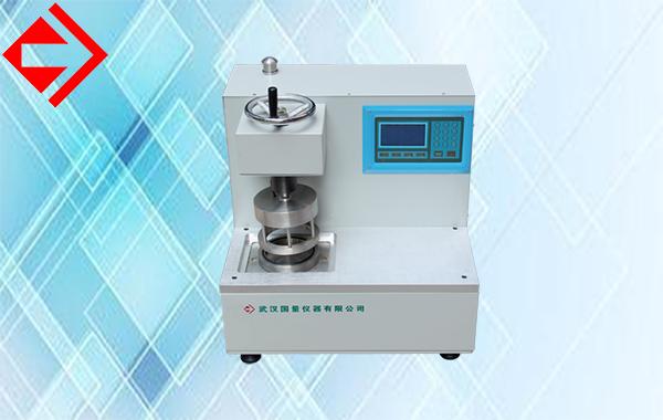 YG812型千赢电子游戏平台耐静水压测试仪(千赢电子游戏平台渗水性测定仪)