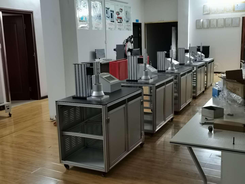 GL3150自动过滤效率测试仪(熔喷布过滤效率测试仪)